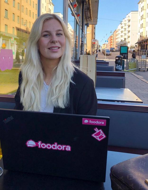 Lydia Lindgren