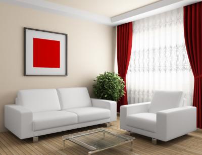 Tips för att få ett rum att verka större