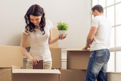 Flytta från hus till hyresrätt